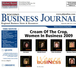 Pocono Cream of the Crop Women in Business